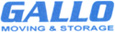 Gallo Moving & Storage Logo
